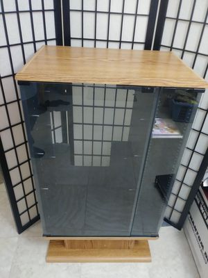 Multi-functional Entertainment Center w/40-CD Rack for Sale in San Jose, CA