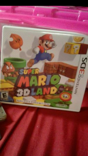 Super Mario 3D land for Sale in Jurupa Valley, CA