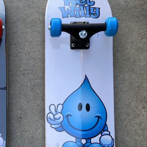 World Industries Wet Willy Skateboard for Sale in Rancho Cucamonga, CA