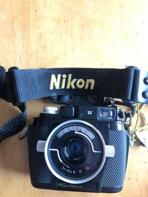Nikon Nikonos II Underwater 35mm Film Camera for Sale in SKOK, WA
