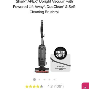 Shark Vacuum And Scrubber for Sale in Imperial, PA