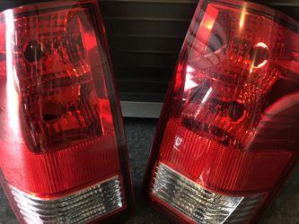 04-15 Nissan Titan Tail Lights for Sale in Hendersonville,  TN