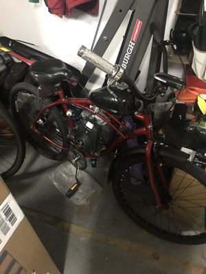 49cc motorized bike dirt bike engine for Sale in Vienna, VA