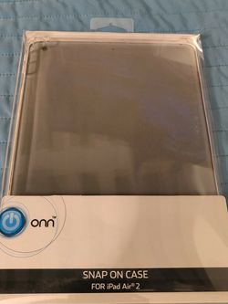 iPad Air 2 Snap On Case for Sale in San Diego,  CA