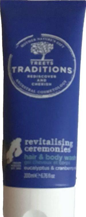 Treets Revitalising Ceremonies Hair Body Wash Refreshing Eucalyptus 6.76 oz for Sale in Los Angeles, CA