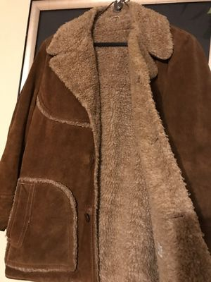 Vintage leather coat for Sale in Rockville, MD