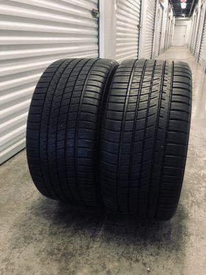 275/35zr20 Michelin Pilot Sport A/S3+ for Sale in Manassas, VA