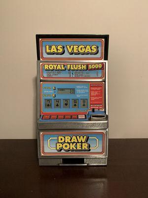 Las Vegas royal flush 5000 game for Sale in Somonauk, IL