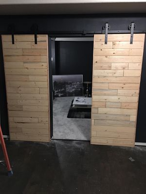 Barn door (new &custom) for Sale in Katy, TX
