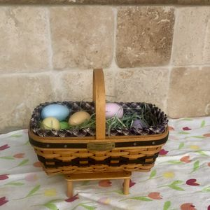 LONGABERGER CC 2003 MINI EASTER BASKET SET for Sale in Foothill Ranch, CA
