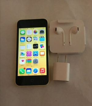 iPhone 5c Cellular UNLOCKED Usable for Any Carrier Any Country Excellent Condition for Sale in VA, US