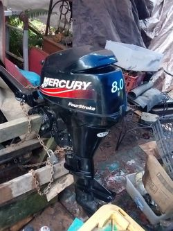 Mercury 8.0 Out Bord for Sale in Monroe,  WA