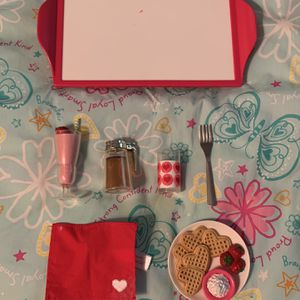American Girl Doll Breakfast In Bed Set for Sale in Merritt Island, FL