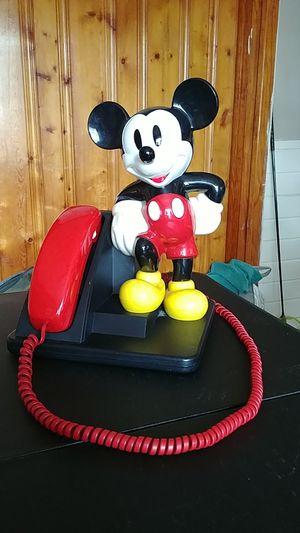 Mickey Mouse Phone for Sale in Atlanta, GA