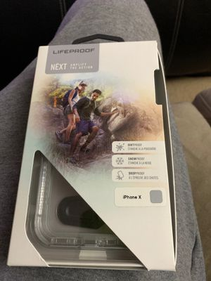 iPhone X xs life proof case for Sale in University Place, WA