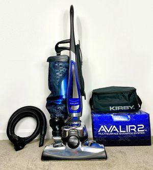 Kirby Avalir 2 Vacuum Cleaner w/ all accessories for Sale in El Cajon, CA