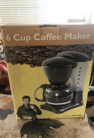 Brand new coffee maker for Sale in Bakersfield, CA