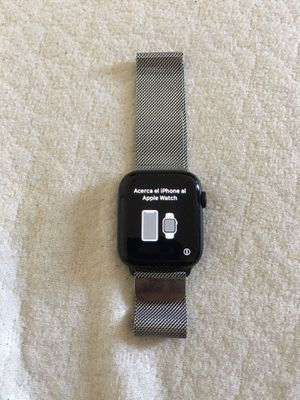 Apple Watch series 5 44 mm GPS + Cellular+ apple care for Sale in Fontana, CA