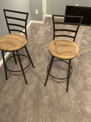 Swivel bar stools for Sale in Bedford, OH