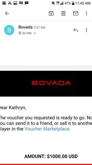 Poker Bovada discount funds transfer for Sale in Sacramento, CA
