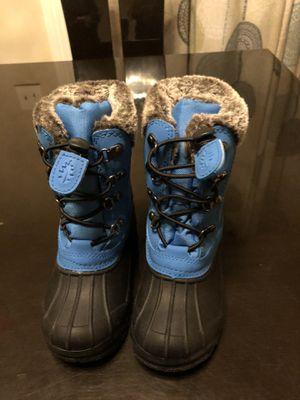 Oakie Kids snow boots size 10 for Sale in West Milford, NJ