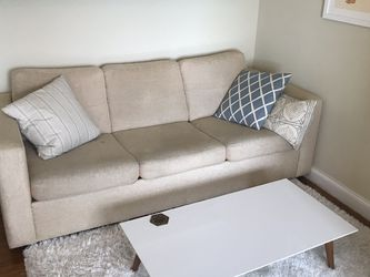 Couch With Foldout Bed for Sale in San Francisco,  CA