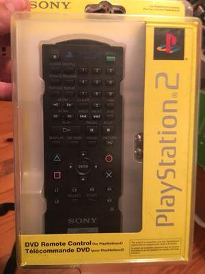 PS2 DVD Remote for Sale in Fairfax, VA