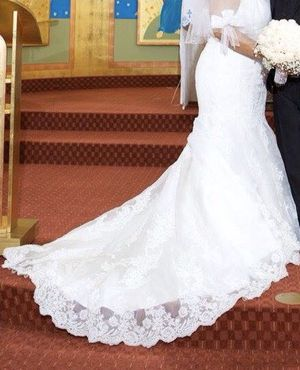 Wedding dress for Sale in Sterling Heights, MI
