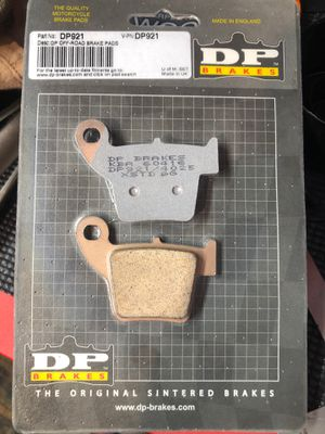 DP Brake Pads for Honda dirt bike for Sale in San Diego, CA