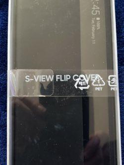 Samsung S-View Flip Cover Case for Sale in Philadelphia,  PA