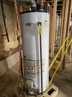 Whirlpool 50gal Gas Hot Water Heater & Thermostat for Sale in Washington, DC