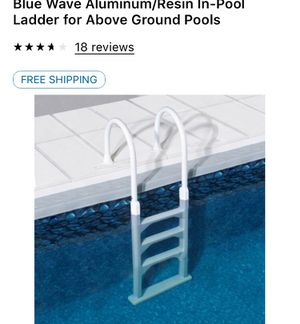 Pool ladder for Sale in Newark, NJ