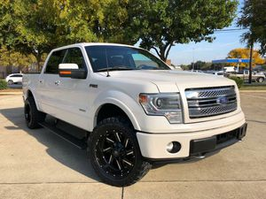 FORD F150 2013 4X4 LIMITED CLEAN TITLE for Sale in Grand Prairie, TX