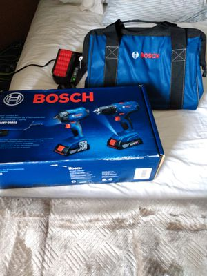 Bosch tool set for Sale in Federal Way, WA
