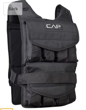 CAP Barbell Adjustable Weighted Vest for Sale in Columbus, OH