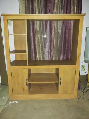 "Entertainment Center for up to 37"" TV for Sale in Dunbar, WV"