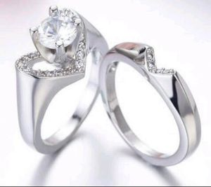 Ladies Creative Heart Shaped Ring for Sale in Saint Joseph, MO