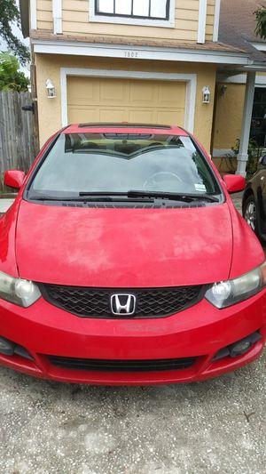 Honda civic. 2008 2 puertas con titulo Rebuilt, todo funciona excelente. for Sale in Alafaya, FL