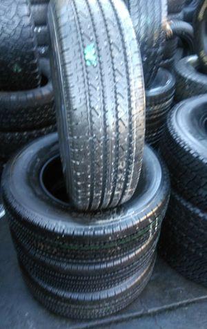 Set of semi new Bridgestone LT 245/75/16 for Sale in Inglewood, CA