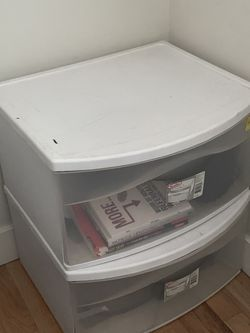 Plastic Storage Drawer for Sale in Seattle,  WA