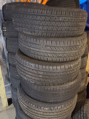 Franks used tires 4 less Get more 4 less for Sale in Mount Oliver, PA