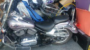 2004 Kawasaki VN/Classic 800 motorcycle for Sale in Las Vegas, NV