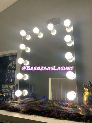 Frameless Vanity Mirror BRAND NEW for Sale in La Mesa, CA