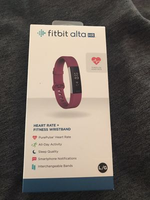 Fitbit Alta HR for Sale in Haines City, FL