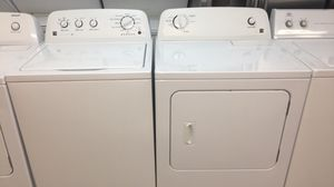 Kenmore washer and electric dryer set for Sale in Las Vegas, NV