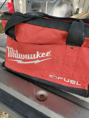 12v fuel Milwaukee drill combo set(impact/hammer) w/bag and charger for Sale in Winter Haven, FL