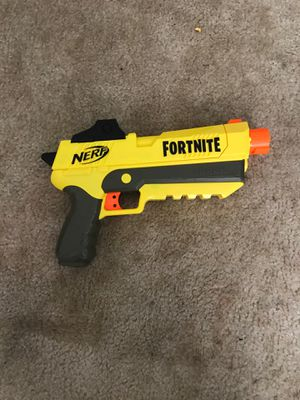 Fortnite SMG Nerf Gun for Sale in Winter Haven, FL