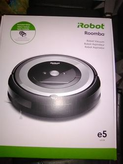 E5 Roomba Robot Vacuum for Sale in Bakersfield,  CA