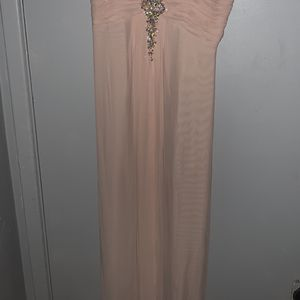 Pink Dress Used For Prom Perfect Condition for Sale in Long Beach, CA