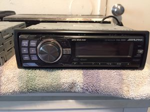 Alpine cds-9886 for Sale in Vista, CA